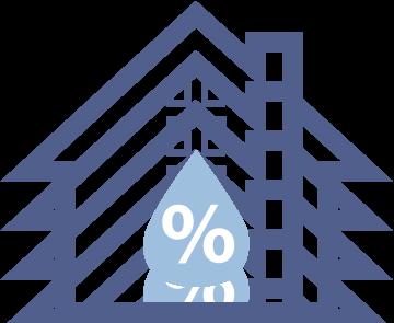 expertise humidité - dégâts des eaux