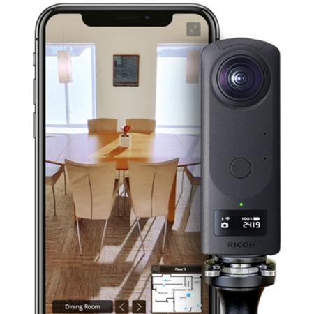 Caméra Theta Ricoth Z1 Vision 360 4K